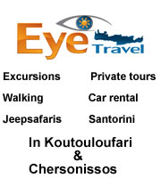Excursions on Crete