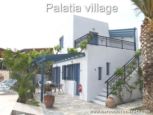 Palatia village in Hersonissos